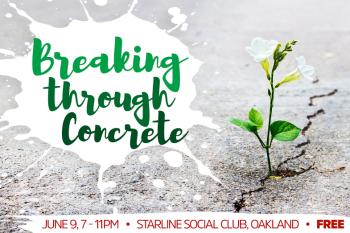 Breaking Through Concrete 6.9.16
